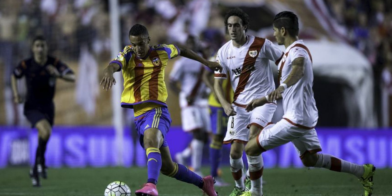 Rayo Vallecano 0-0 Valencia Foto: Getty Images