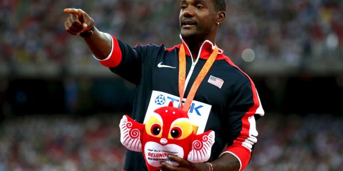 Mundial de Atletismo: Corredor señala agresión contra su madre desde el podio