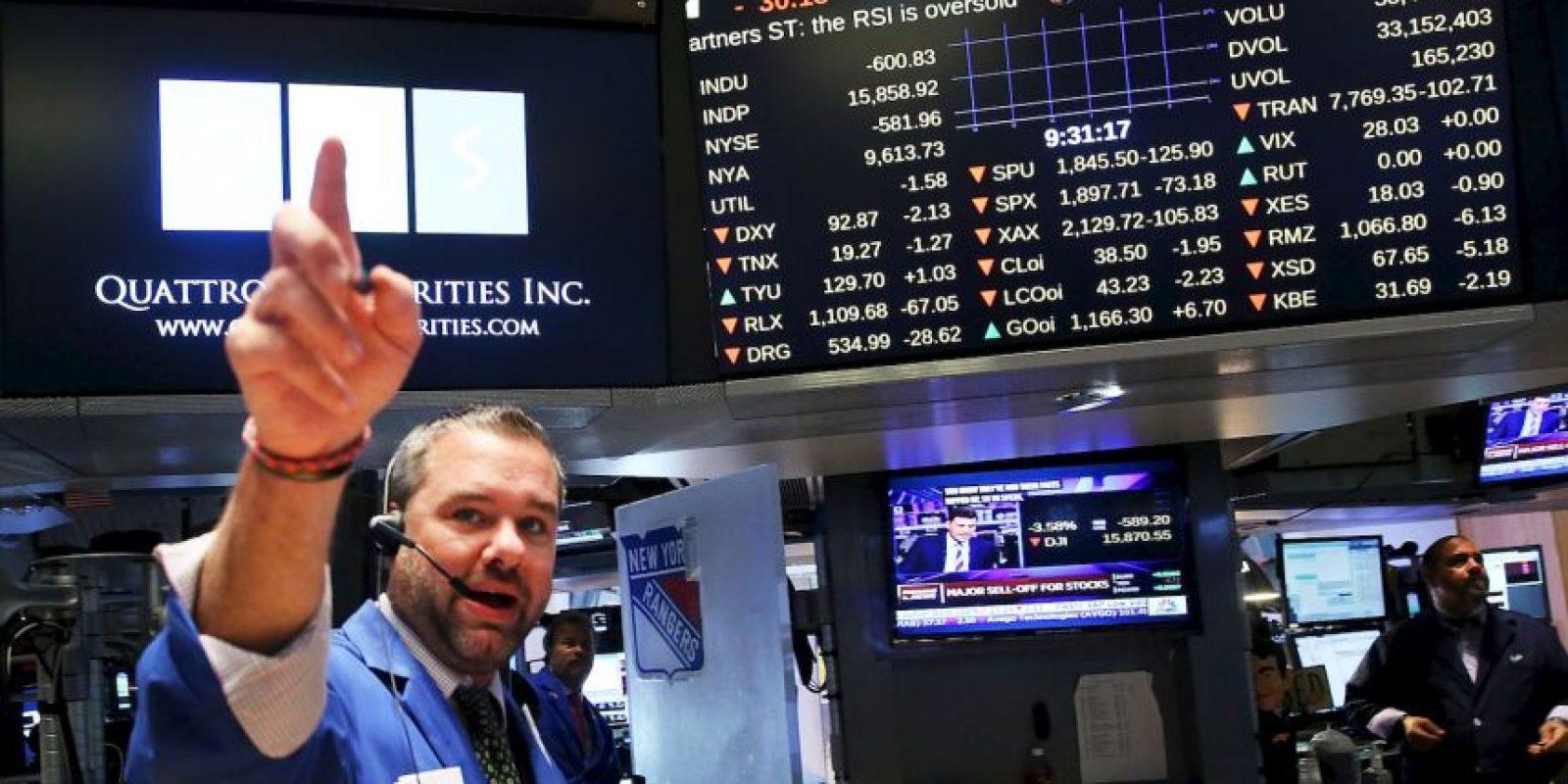Los inversores también temen que la Reserva Federal retire estímulos en Estados Unidos. Así, abandonaría las políticas fiscales con las que respondió a su crisis financiera Foto:Getty Images
