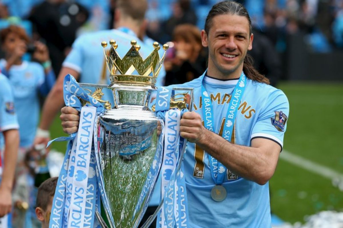 Martin Demichelis (Manchester City/Argentina) Foto:Getty Images