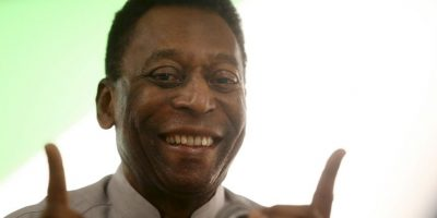 10. Pelé (Fútbol) Foto:Getty Images