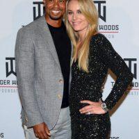 La esquiadora sufrió muchas infidelidades de su esposo Tiger Woods. Foto:Getty Images