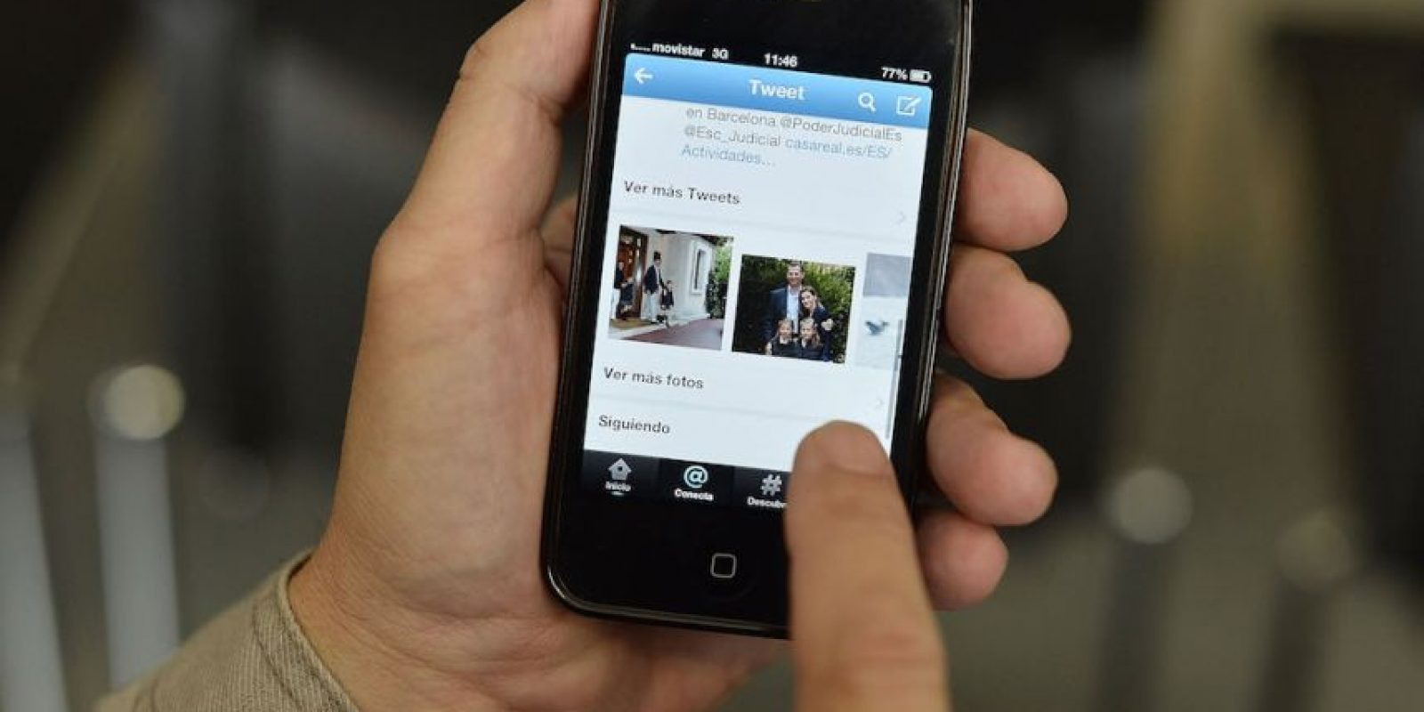 5- Apaguen el Wi-Fi y/o datos móviles. Foto:Getty Images