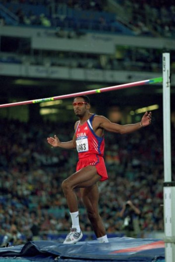 Javier Sotomayor Foto: Getty Images