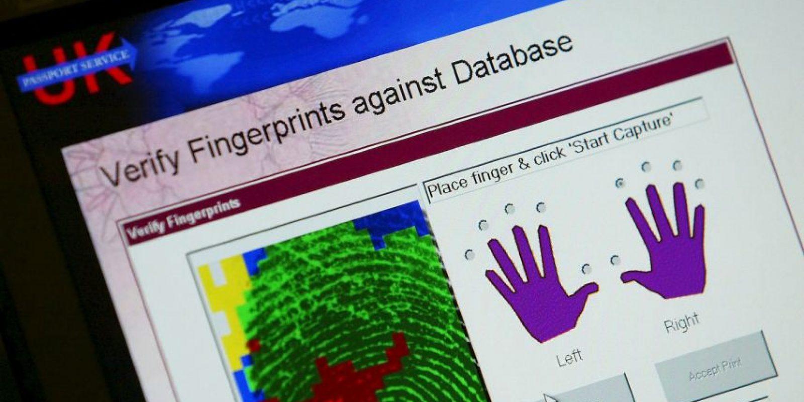 La biometría actualmente se puede encontra en distintas partes. Foto:Getty Images