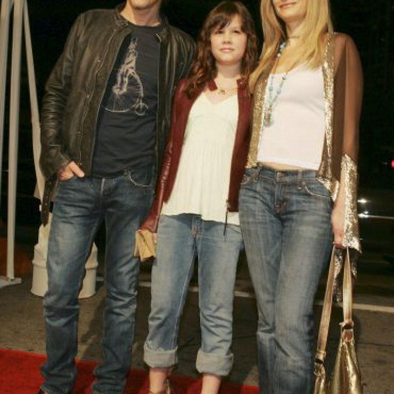 Sosie Bacon, hija de Kevin Bacon y la actriz Kyra Sedgwick. Foto:Getty Images