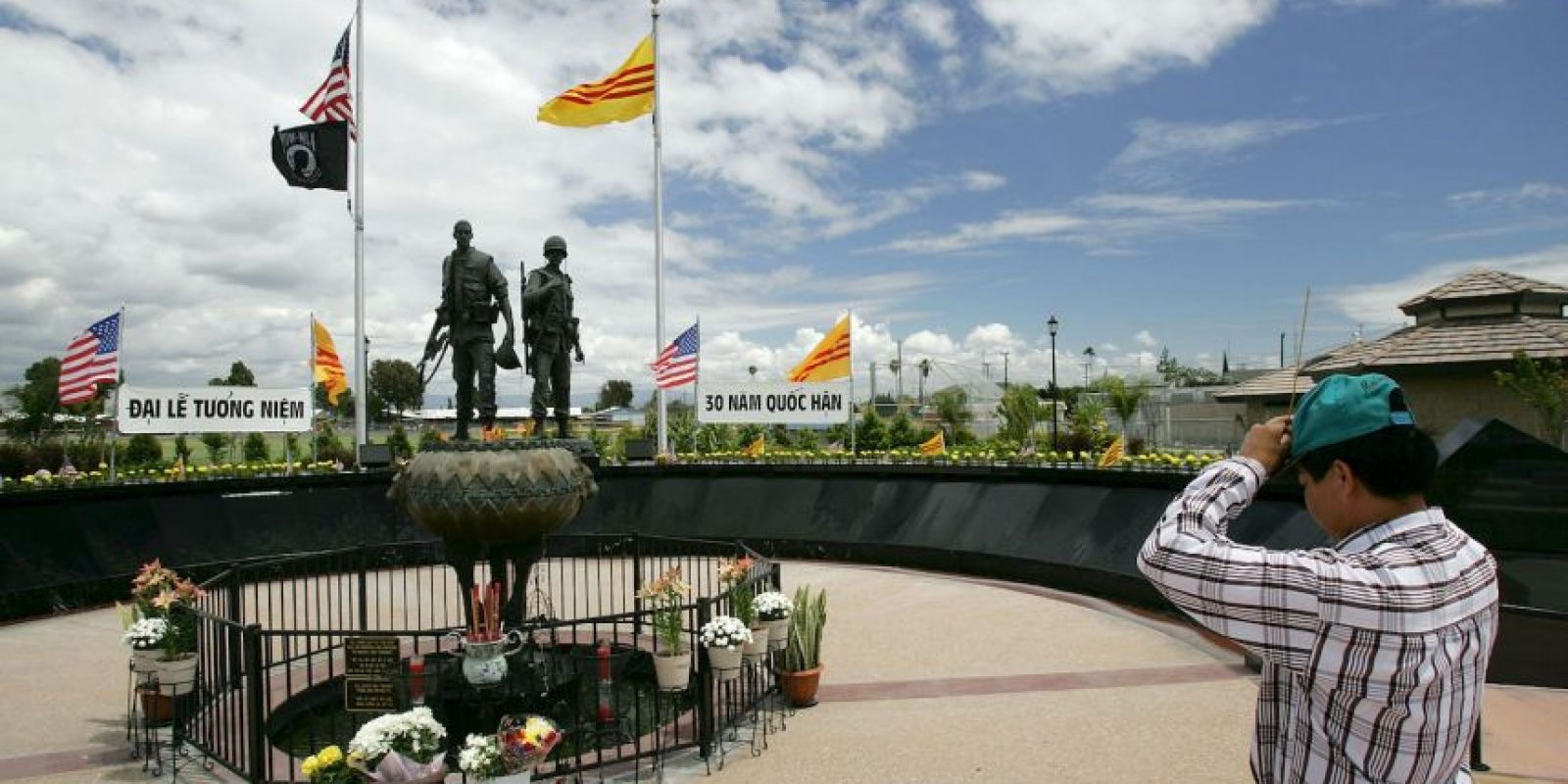 6. Ciudad Ho Chi Minh, ubicada en Vietnam. Foto:Getty Images