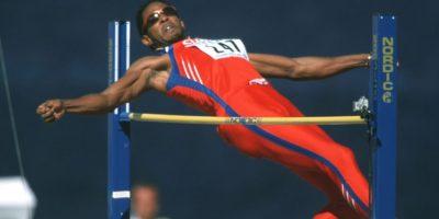 Considerado el mejor atleta de salto de altura ganó tres títulos panamericanos: Indianápolis 1987, La Habana 1991 y Mar del Plata 1995 Foto:Getty Images