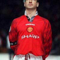 4. Eric Cantona (Fútbol) Foto:Getty Images
