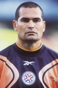 11. José Luis Chilavert (Paraguay) Foto:Getty Images