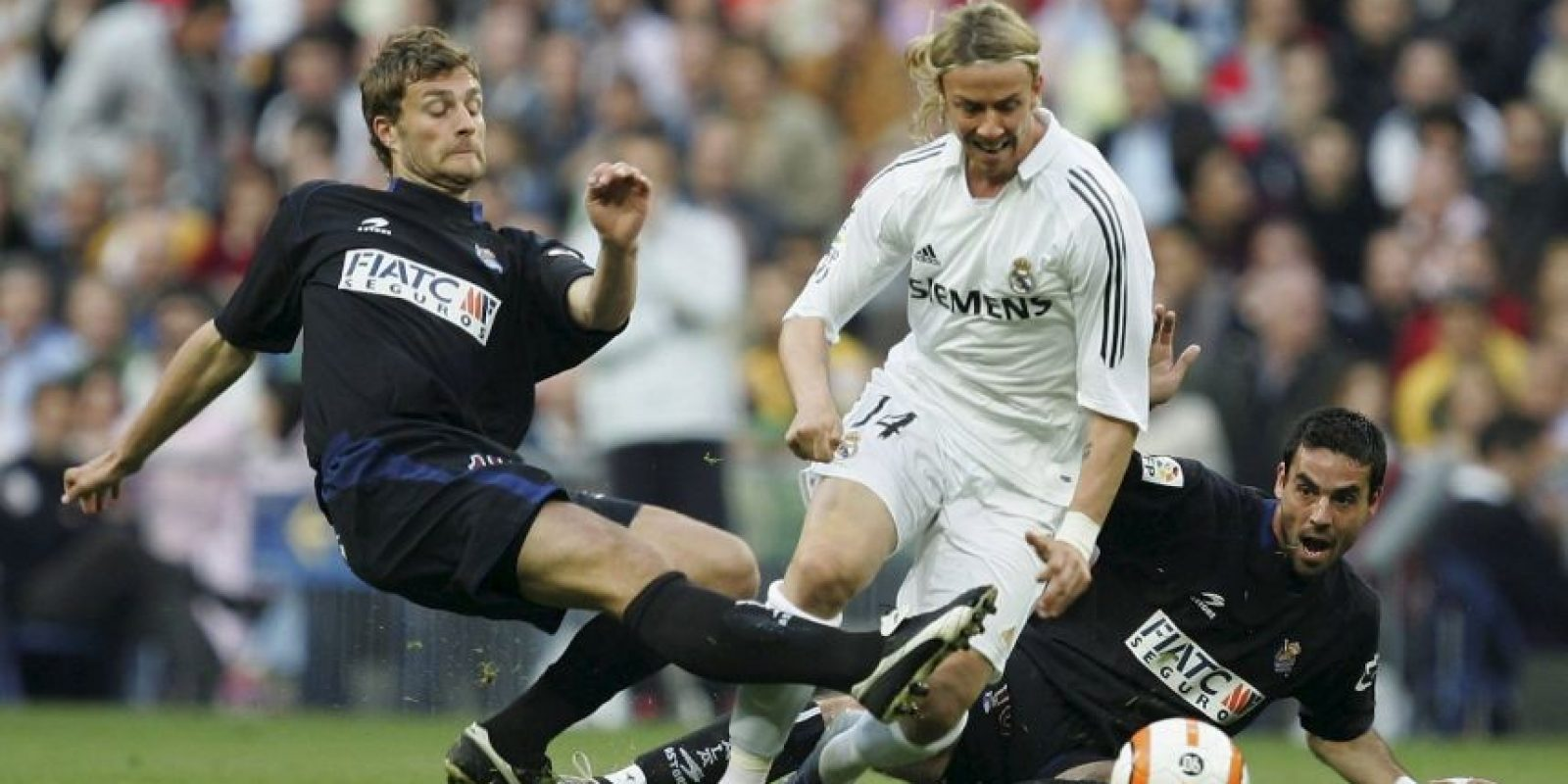 10. Morten Skoubo (11 segundos) / Real Sociedad vs. Valencia en 2006. Foto: Getty Images