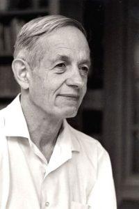 John Forbes Nash padeció esquizofrenia durante toda su vida Foto:Getty Images