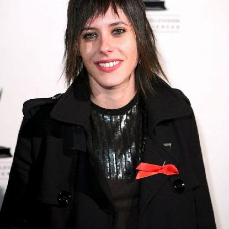 """La actriz norteamericana obtuvo un papel andrógino en la serie """"The L Word"""". Foto:Getty Images"""