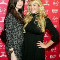 Tienen una hermana menor llamada Hayley Hasselhoff Foto:Getty Images