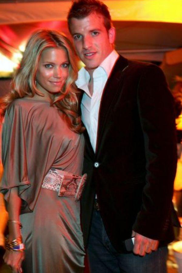 """Su esposa, Sylvie, confesó que lo había engañado con un piloto de la línea """"KLM"""". Foto:Getty Images"""