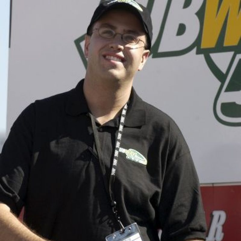 Jared Fogle, exvocero de Subway Foto: Getty Images