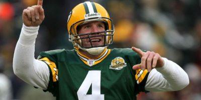 Ganó 1 Super Bowl (1996) y fue MVP de la NFL de 1995 a 1997. Foto:Getty Images