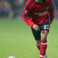 Seis días después de haber cumplido 18 años, debutó con el Colo Colo de Chile en partido frente a Melipilla. Foto:Getty Images