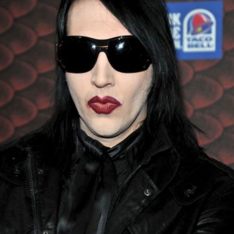 7. Marilyn Manson Foto:Getty Images