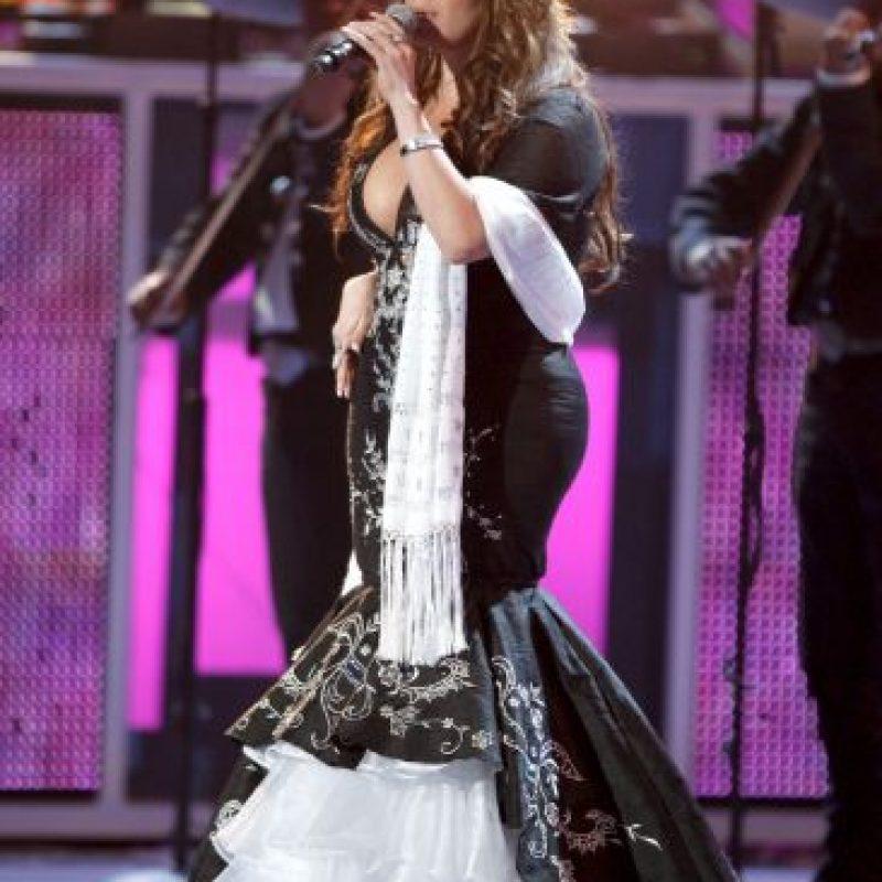 """Eso a menos de un mes de celebrarse el concierto """"Jenni Vive 2015"""" Foto:Getty Images"""