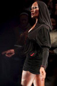 6. Grace Jones Foto:Getty Images