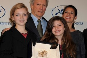 Francesca Eastwood, hija de dos actores, Clint Eastwood y Frances Fisher Foto:Getty Images