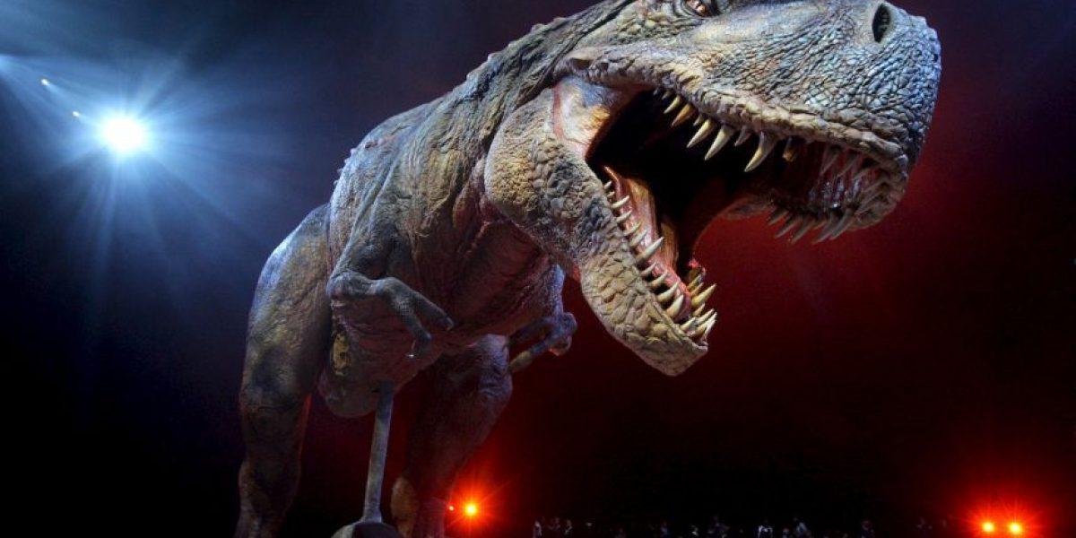 Infografía: Los mejores dinosaurios jurásicos