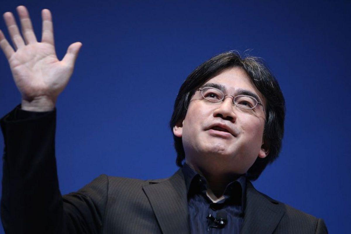 Saturo Iwata, CEO de Nintendo, falleció a los 55 años de edad. Foto:Getty Images