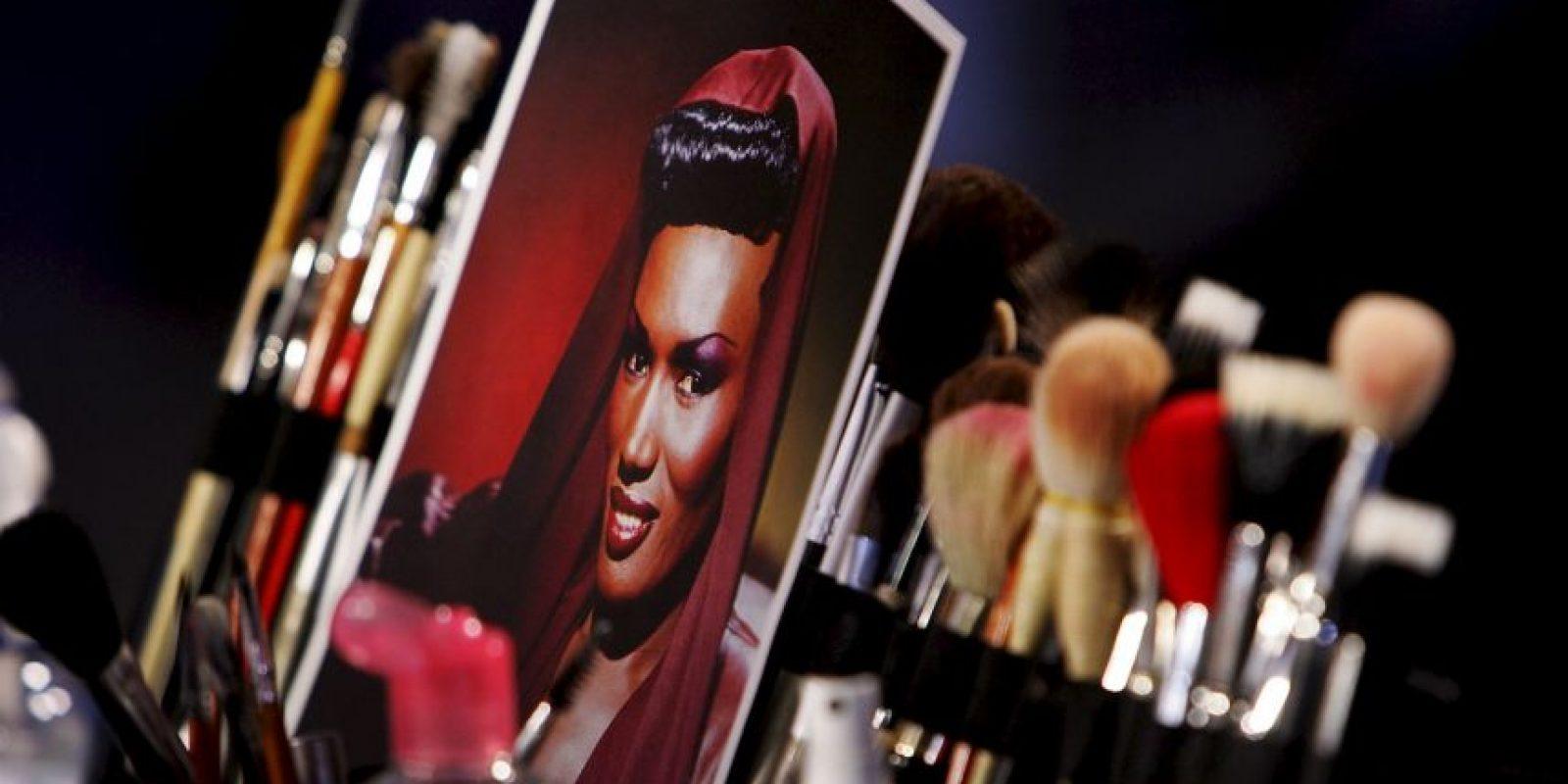 Esta modelo jamaiquina también se ha caracterizado por su particular aspecto. Foto:Getty Images