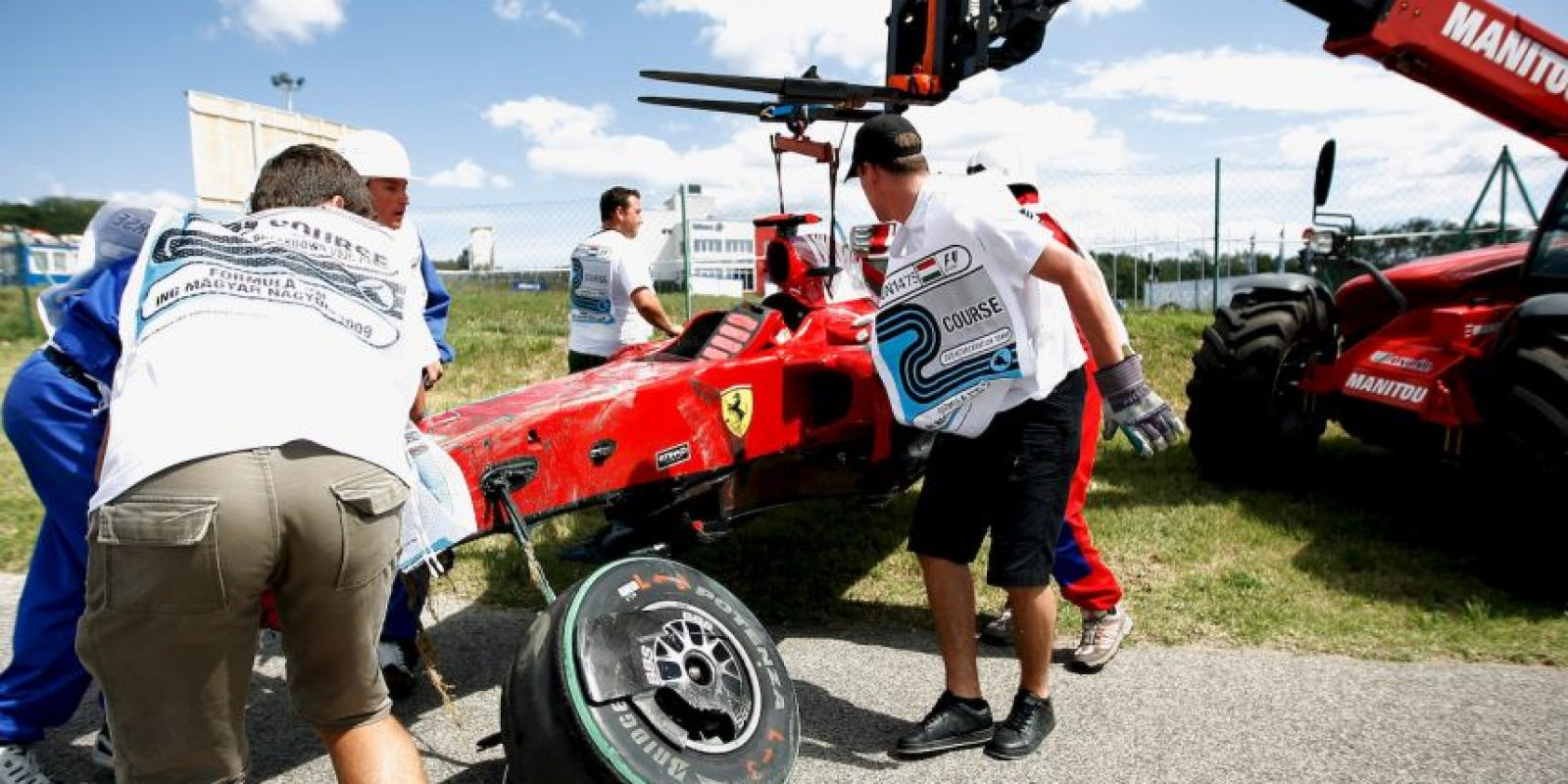 4. Felipe Massa (Ferrari) Foto: Getty Images