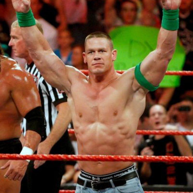 9. John Cena (Lucha libre) Foto:Getty Images