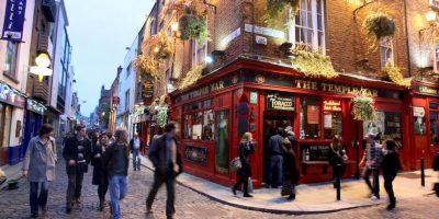 3. Irlanda- 8.1% Foto:Getty Images