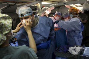 Sin embargo, tendrá que ser sometido a una segunda operación. Foto:Getty Images