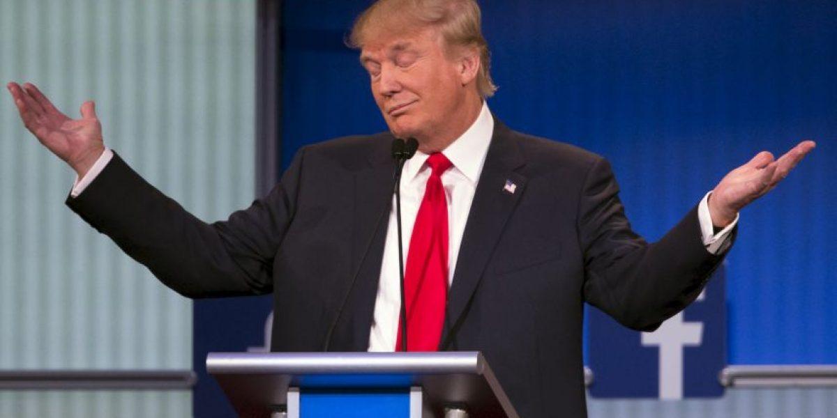 Donald Trump se burla del