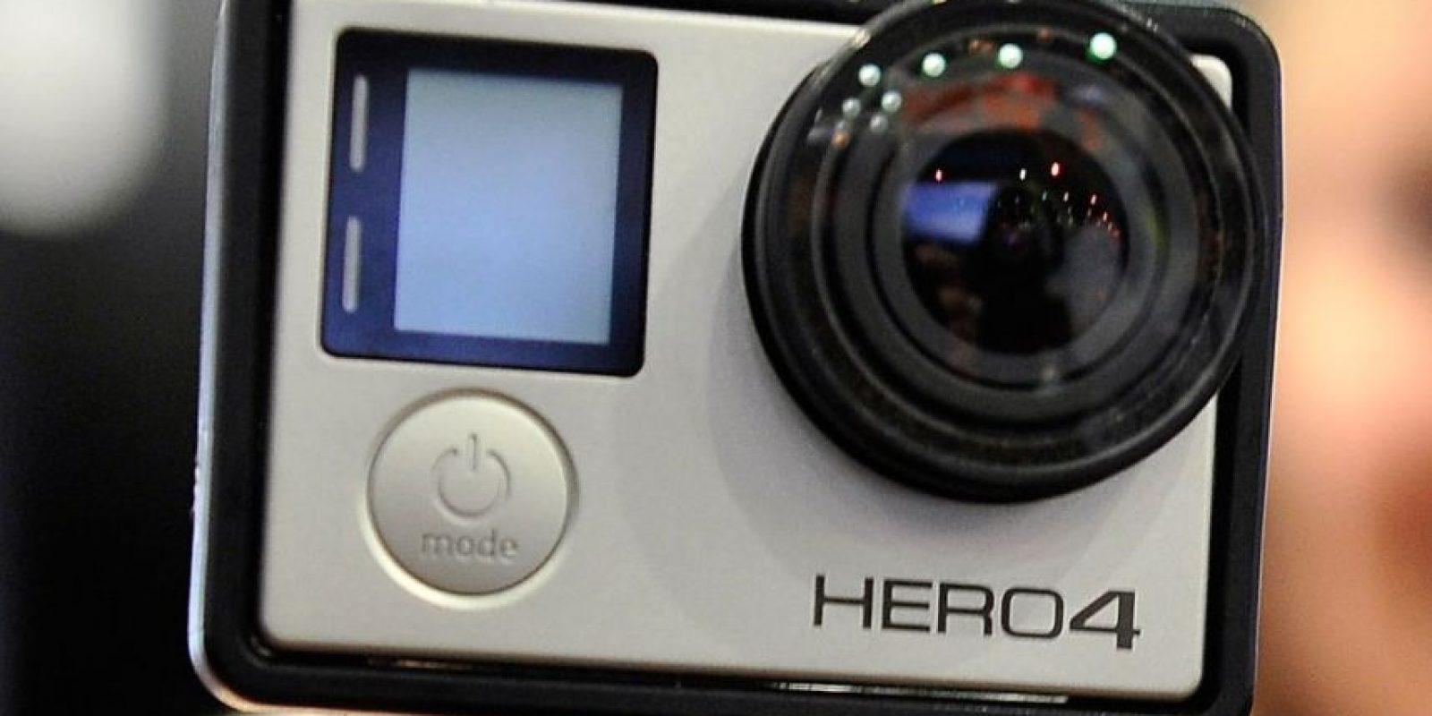 Woodman Labs Inc era el nombre anterior de la empresa que fabrica la popular cámara Foto:Getty Images