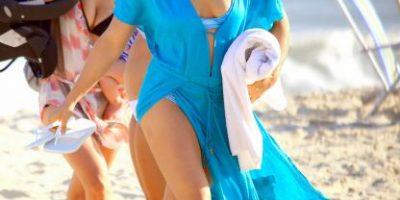 Ronda Rousey deslumbra con bikini en las playas de Brasil