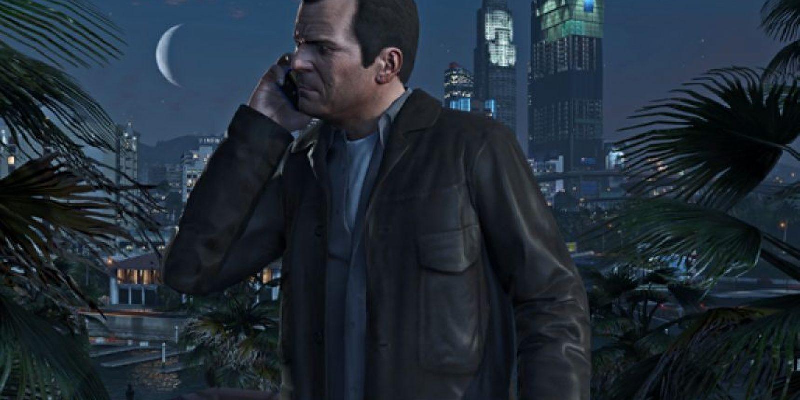 """""""GTA V"""" para PC sale a la venta casi dos años después de su lanzamiento oficial. Foto:Rockstar Games"""
