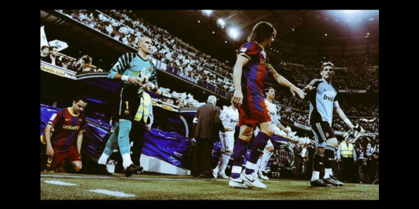 3. Carles Puyol Foto:Vía twitter.com/carles5puyol