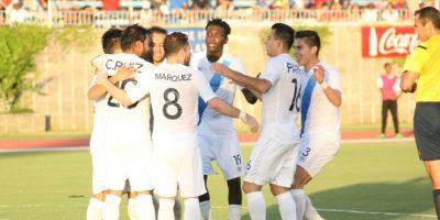 Con lo mínimo, Guatemala avanza sobre Bermudas en la eliminatoria