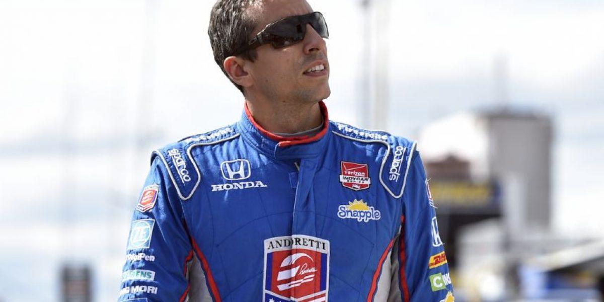 Fallece piloto de IndyCar, después de sufrir un fuerte accidente