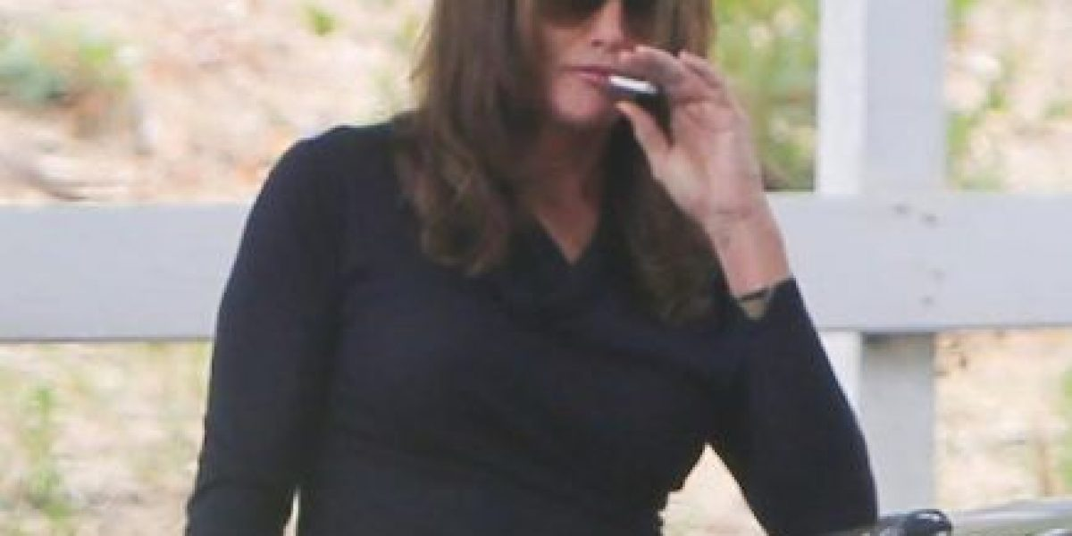 Caitlyn Jenner aparece por primera vez en público junto a Kendall Jenner