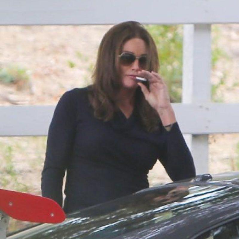 Caitlyn Jenner y Kendall se dejaron ver juntas por las calles de Los Ángeles. Foto:Grosby Group