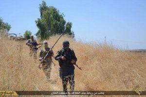 Sin embargo, el ISIS ya ha causado una severa desestabilización en Siria e Irak. Foto:AP