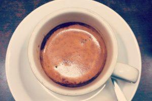 10. Obsesión con el café. Foto:vía Instagram