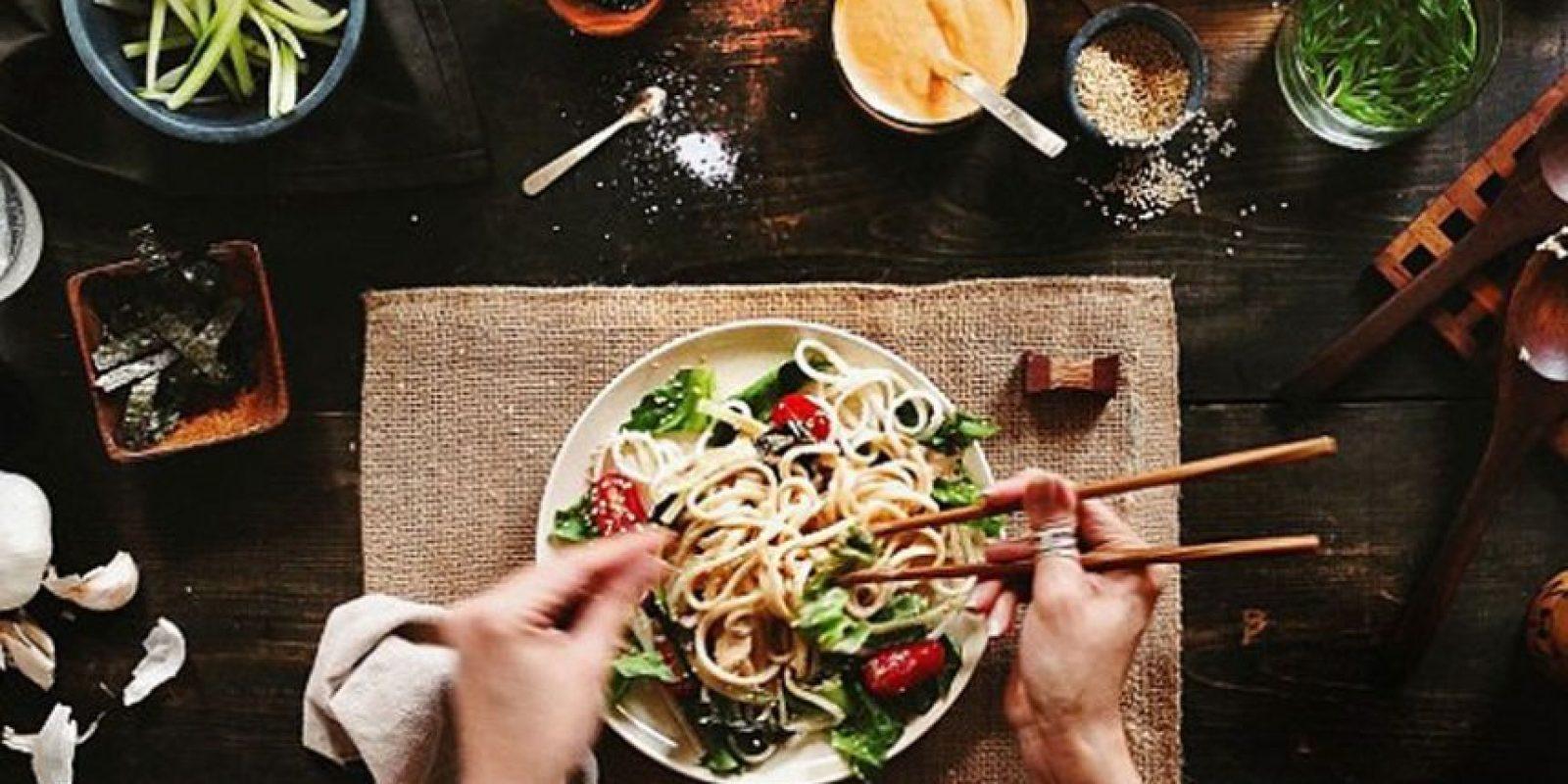 4. Comer sano les dará automática superioridad sobre el resto de los mortales. Foto:vía Instagram