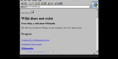 Internet Explorer 1.0 (1995) Foto:Microsoft