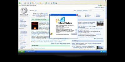 Internet Explorer 6.0 (2001) Foto:Microsoft
