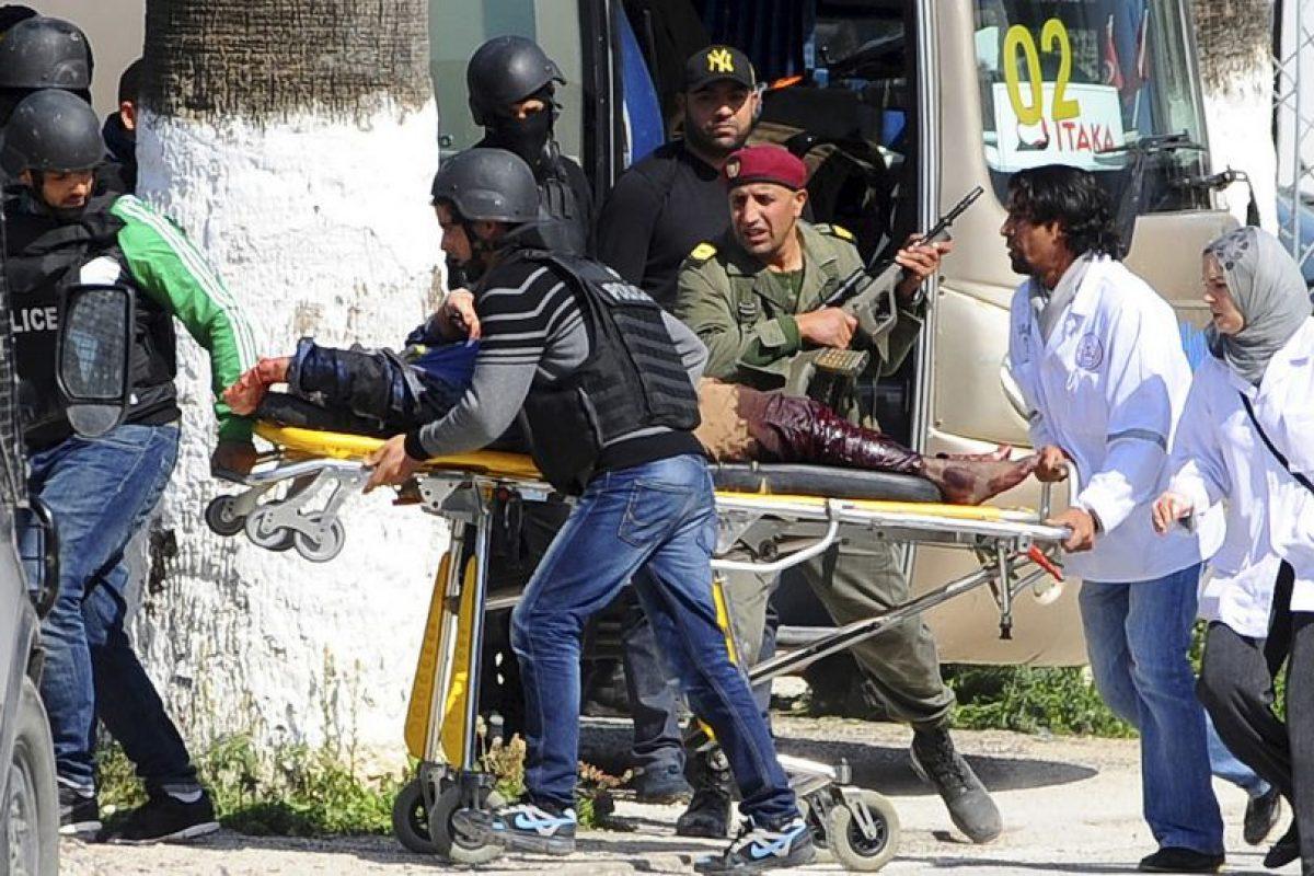 El Ministerio del Interior comentó que no se le acusaba de atentado terrorista. Foto:AP