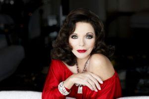 Joan Collins Foto:Agencias