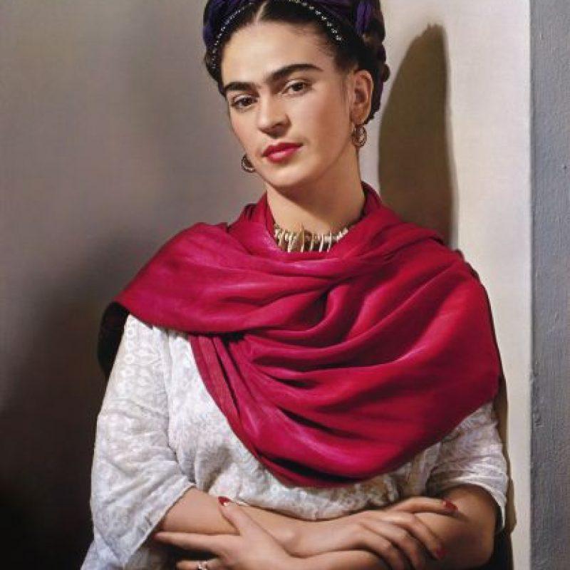 Frida Kahlo Foto:Agencias